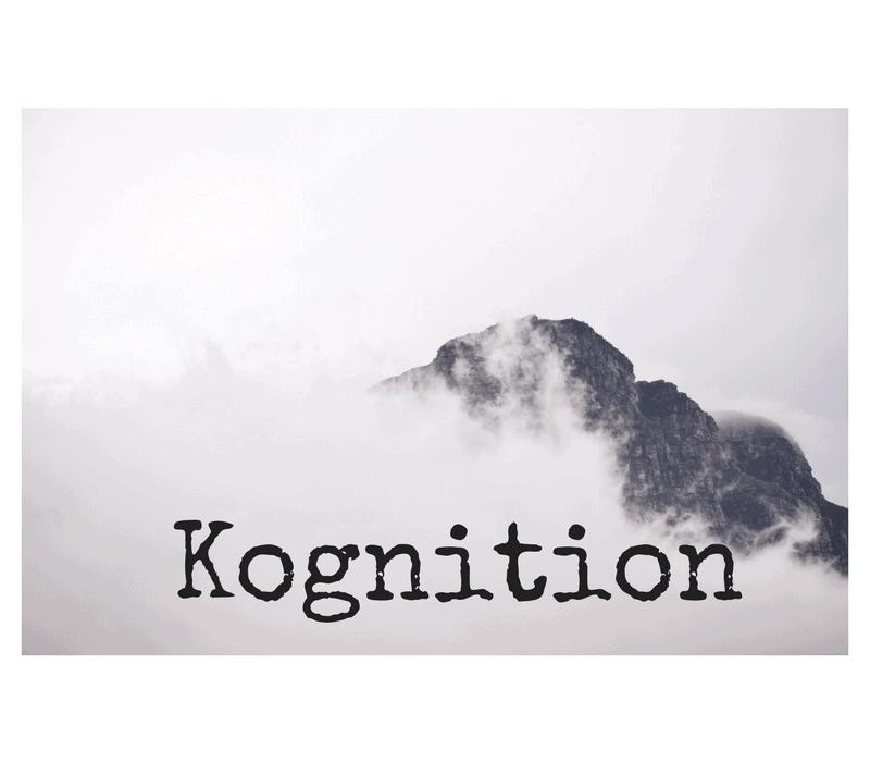 Kognition!