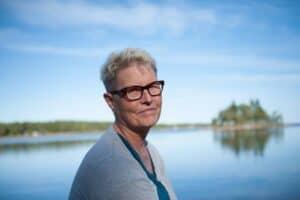 Familjebalöanspodden drivs av AnnKatrin Noreliusson